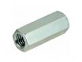 Гайка соединительная DIN6334 цинк (0)