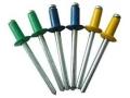 Заклепка вытяжная комбинированная (алюминий-сталь) цветная RAL