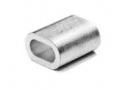 Зажим для троса алюминиевый DIN3093 (0)