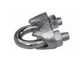 Зажим DIN741 для стальных канатов (0)